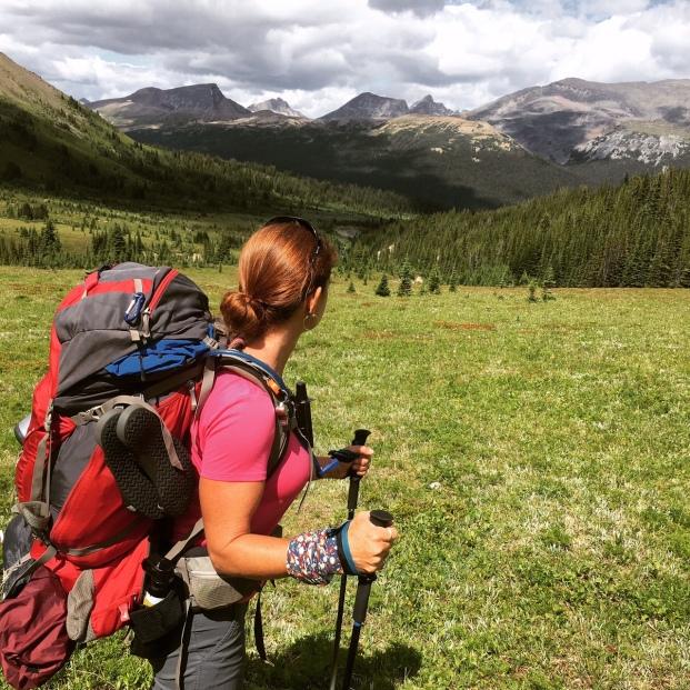 Skyline Trail, Jasper NP, Alberta, Canada