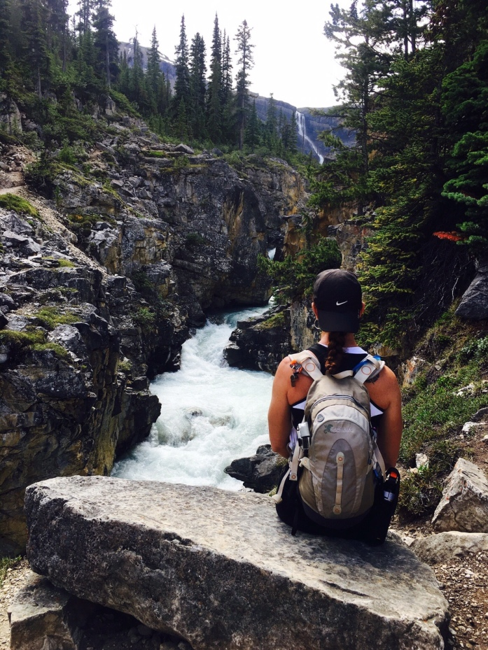 Bow River, Banff NP, Alberta, Canada