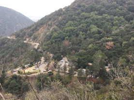 Chantry Flats/Adam's Pack Station