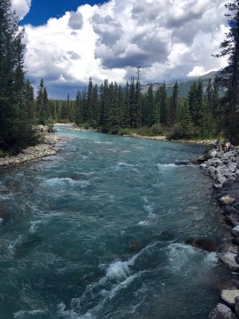 Bow River, Banff NP