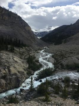 Bow Glacier Falls, Banff NP
