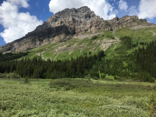 Bourgeau Lake Hike, Banff NP