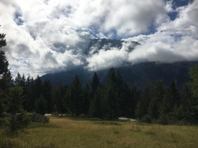 Scenery near Jasper